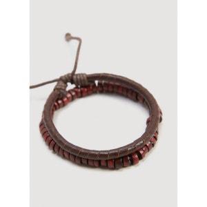 Set bracelets combinés MANGO MAN