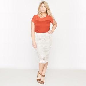 Straight Lace Skirt CASTALUNA