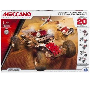 Meccano Course du désert MECCANO