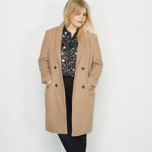 Manteau droit CASTALUNA