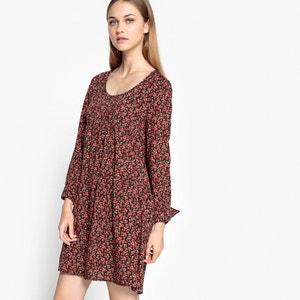 A-Linien-Kleid mit Blumenmuster SUD EXPRESS