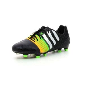 adidas Performance NITROCHARGE 1.0 FG Chaussures de Football Homme Noir adidas Performance