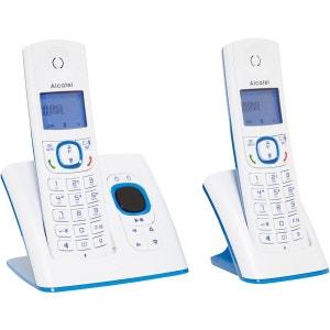 telephone fixe sans fil duo la redoute. Black Bedroom Furniture Sets. Home Design Ideas