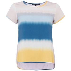 T-shirt imprimé Col rond Manches courtes FRENCH CONNECTION
