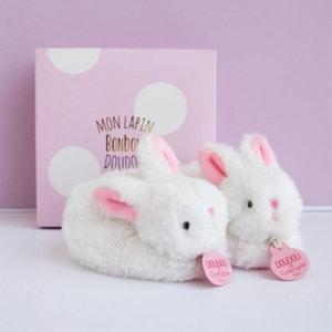 "My Little ""Bonbon"" Rabbit Bootees"