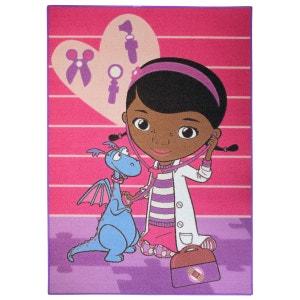Tapis pour enfants DOC TO HELP en Polypropylène, par Walt Disney, Tapis pour enfant WALT DISNEY