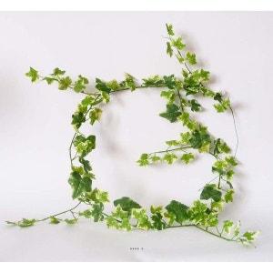 guirlande de lierre Panache 180 cm armee 57 branches 120 feuilles - choisissez votre coloris: Panaché ARTIF-DECO
