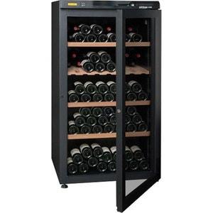 Cave à vin de vieillissement - 1 temp. - 196 bouteilles - Noir - ACI-AVI460V AVINTAGE