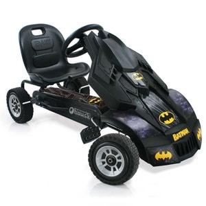 Hauck T-90230 Go-Kart Batmobile pour les 4 à 8 ans HAUCK