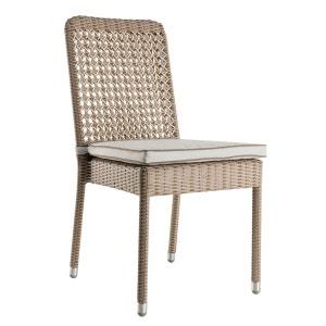 coussins de chaises de jardin avec dossier la redoute. Black Bedroom Furniture Sets. Home Design Ideas