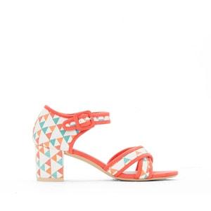 Sandales toile MADEMOISELLE R