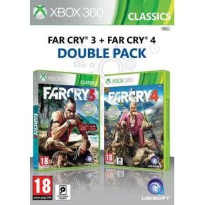Far Cry 3 + Far Cry 4 XBOX 360 UBISOFT