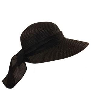 Chapeau casquette femme noir Salla CHAPEAU-TENDANCE