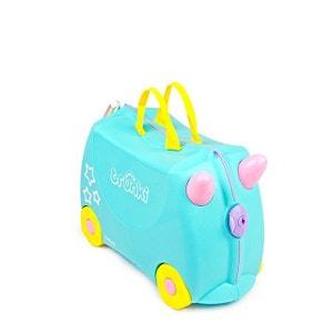 Valise à roulettes - porteur : Una la Licorne TRUNKI