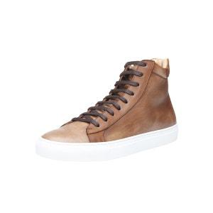 Italienische Herren-Sneaker in Braun SHOEPASSION