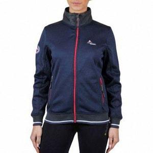 Peak Mountain - Sweat polaire femme ACREEN-marine PEAK MOUNTAIN