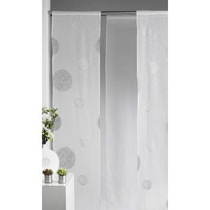 panneau japonais blanc la redoute. Black Bedroom Furniture Sets. Home Design Ideas