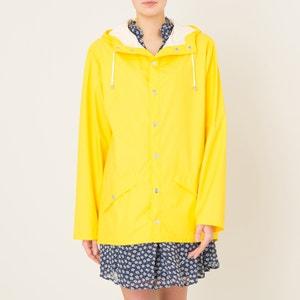 Short Yellow Jacket RAINS