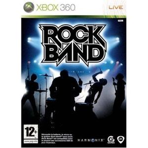 Rock Band pour XBOX 360 ELECTRONIC ARTS