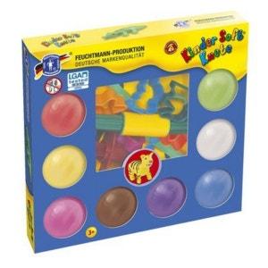 FEUCHTMANN La pâte à modeler pour enfants Soft, Maxi Creativ Set FEUCHTMANN