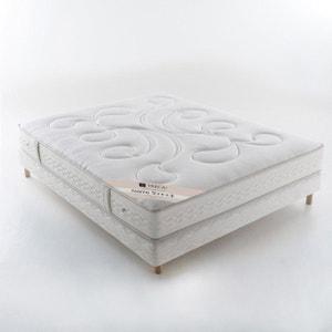 Matelas ressorts ensachés Air Spring confort luxe très ferme ASARINE, haut. 24 cm TRECA