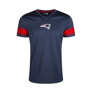 Maillot New England Patriots New Era NFL Football US Bleu Supporters Jersey NEW ERA CAP