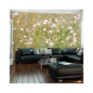 papier peint petites fleurs la redoute. Black Bedroom Furniture Sets. Home Design Ideas