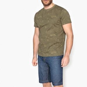 Tee shirt col rond Oeko Tex CASTALUNA FOR MEN