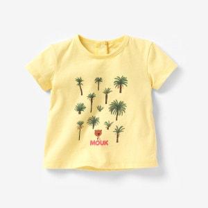 T-shirt MOUK manches courtes 1 mois-3 ans MOUK