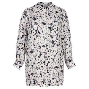 Blouse  col polo,  chemise imprimé floral ZIZZI