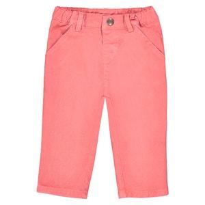 Pantaloni 4 tasche - 1 mese - 3 anni La Redoute Collections
