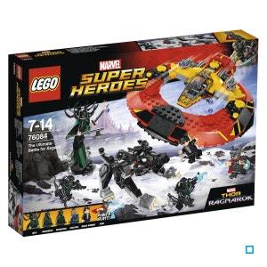 Marvel Super Heroes - La bataille suprême pour la survie d'Asgard - LEG76084 LEGO