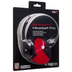 Gaming Headphone Bluetooth pour PS3 BIG BEN