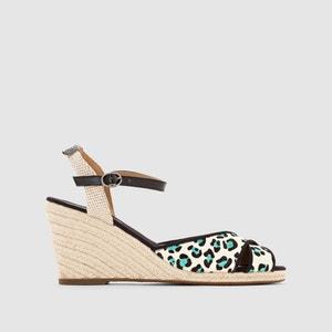 Sandales à talon compensé PEPE JEANS SHARK PONY PEPE JEANS