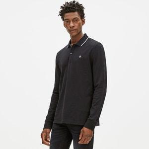 Lecolrayeb Long-Sleeved Polo Shirt CELIO
