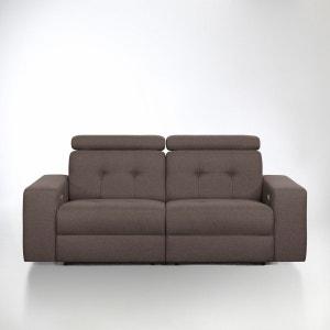 Canapé de relaxation électrique Julema en tissu ch La Redoute Interieurs