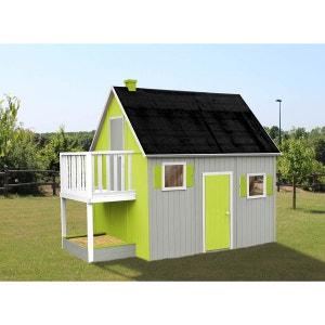 cabane de jardin originale la redoute. Black Bedroom Furniture Sets. Home Design Ideas
