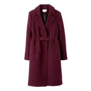 Manteau long avec ceinture intégrée CARVEN