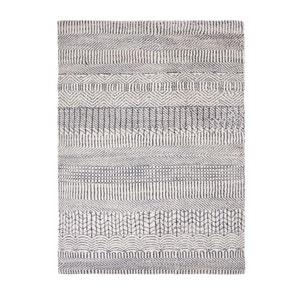 Fatonia Geometric Pure Wool Rug