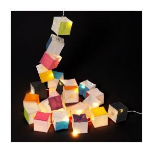 Guirlande Lumineuse Cubiste Couleur LED Tsé Tsé TSE ET TSE ASSOCIÉES