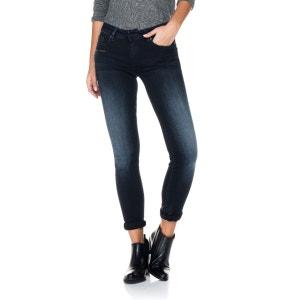 Jeans Push Up Wonder jambe slim avec fermetures éclair SALSA