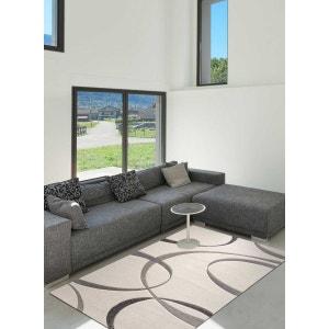 Tapis salon design CAMPUS en Polypropylène, par Esprit, Tapis moderne ESPRIT