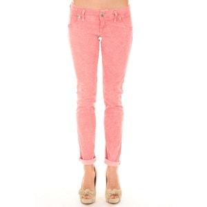 Jeans Silver Lizzy Freesoul Saumon FREE SOUL