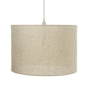 Hanglamp in gaas van linnen Ø60 x H40 cm, Holorime AM.PM.