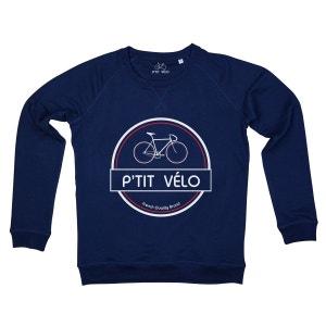 Sweat-shirt Femme french quality brand P TIT VELO