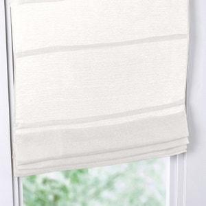 Estor de etamina de lino/algodón La Redoute Interieurs
