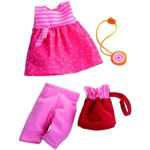 Vêtements pour poupée Haba 30 et 34 cm : Ensemble de vêtements pour Kiki HABA