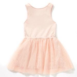 Kleid, Materialmix abcd'R