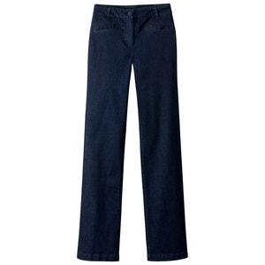 Flared-Jeans, ausgestellte Schnittform MADEMOISELLE R