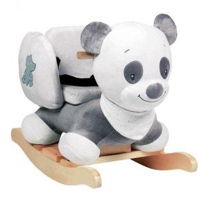 Bascule Loulou le panda NATTOU